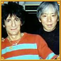 Ronnie Wood & Moony